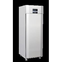 Frigider profesional Cool Head CR 7, capacitate 550 L, clasa A, temperatura -2°C/ +8°C , inox