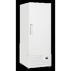 Frigider profesional Cool Head BY 740S, capacitate 600 L, temperatura +2°C/ +8°C, alb