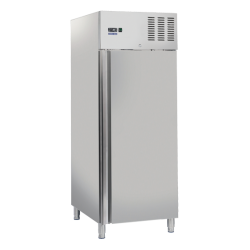 Frigider profesional Cool Head PA 800TN, capacitate 800 L, temperatura +2°C/ +8°C, inox