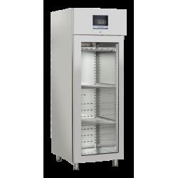 Vitrina frigorifica maturare carne, Cool Head QM 700, capacitate 700 L, temperatura -2°C/ +5°C, inox