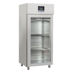 Vitrina frigorifica maturare carne, Cool Head QM 900, capacitate 800 L, temperatura -2°C/ +5°C, inox