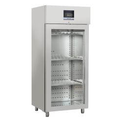 Vitrina frigorifica profesionala Cool Head QS 900, pentru branzeturi si salamuri, capacitate 800 L, temperatura 0°C/ +25°C, inox