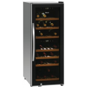 Frigider pentru vin Bartscher capacitate 113 l, 38 sticle