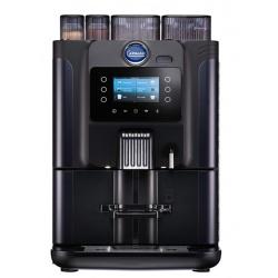 Automat de cafea Carimali Blue Dot.2 display 4K 1 rasnita rezervor apa negru mat
