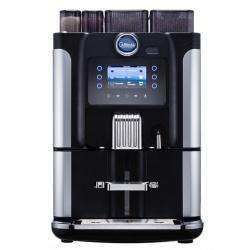 Automat de cafea Carimali Blue Dot.3 display 4K 2 rasnite rezervor apa negru
