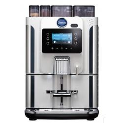 Automat de cafea Carimali Blue Dot.3 display 4K 2 rasnite rezervor apa alb