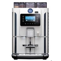 Automat de cafea Carimali Blue Dot.3 display 4K 2 rasnite rezervor apa alb perlat