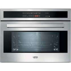 Cuptor microunde incorporabil LOFRA MODERN FMS6TME, incorporabil, 60x45 cm, 38l, grill, control tactil, inox
