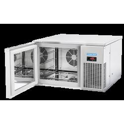 Abatitor Blast Chiller Cool Head RF 2/3 , lungime 60 cm, 218 W, temperatura +45/ -18°C, inox