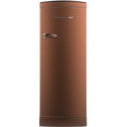Combina Retro Bompani, Clasa A+, 415 litri, Latime 70 cm, Gri