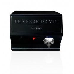 Dozator conservare si resigilare spumante Ip Industrie Verre de vin BC03C, timp resigilare 2/5 sec. negru