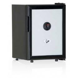 Dozator frigorific vinuri Ipindustrie GS 10, capacitate 10 l, temperatura +7°C° / +18°C, negru
