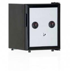 Dozator frigorific vinuri Ipindustrie GS 20, capacitate 20 l, temperatura +7°C° / +18°C, negru