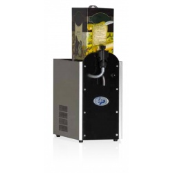 Dozator frigorific vinuri Ipindustrie TOTEM, capacitate 10 l, temperatura +3°C° / +18°C, negru