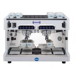 Espressoare de Cafea Carimali Cento X137-2E200108 2 grupuri alb