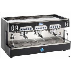 Automat de cafea Carimali MS181-EASY00027 display 3K RGB 1 rasnita racord apa direct la retea negru mat