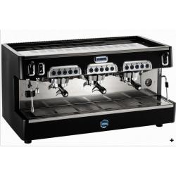 Espressoare de Cafea Carimali Cento MT137-3EH00004 3 grupuri negru mat
