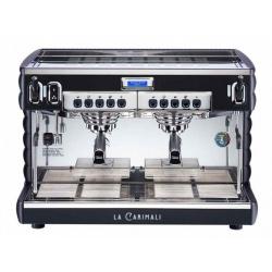 Espressoare de Cafea Carimali Bubble MT186-2EH00021 2 grupuri negru mat