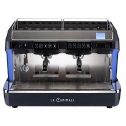 Espressoare de Cafea Carimali DivaPRO TBD 2 grupuri negru mat