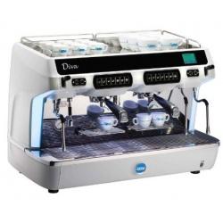 Espressoare de Cafea Carimali DivaPRO TBD 2 grupuri gri