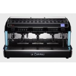 Espressoare de Cafea Carimali DivaPRO TBD 3 grupuri negru mat