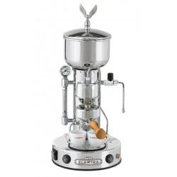 Automat de cafea Elektra Micro Casa Semi SXC semiautomatic 11kg crom