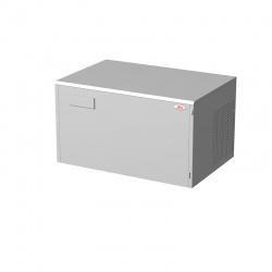 Masina de facut gheata cuburi, ILsa FGW2008, Capacitate 152KG / 24H, inox