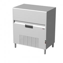 Masina de facut gheata cuburi, ILsa FGW2007, Capacitate 147KG / 24H, inox