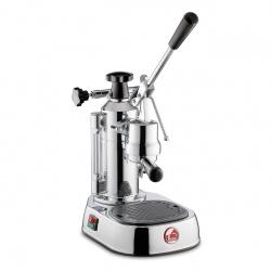Automat de cafea La Pavoni Europiccola EL cu pârghie 120V argintiu