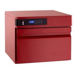 Abatitor Blast Chiller ILsa Evo AB23R2500, capacitate 7 / 5kg, temperatura +90°/-18°C, rosu