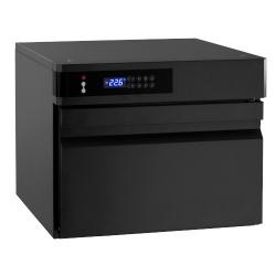 Abatitor Blast Chiller ILsa Evo AB23N2500, capacitate 7 / 5kg, temperatura +90°/-18°C, negru