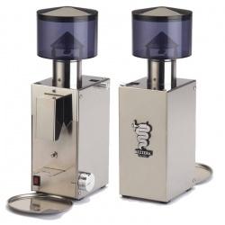 Rasnita de Cafea Semi-Profesional Bezzera BB005 Manuala argintie