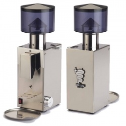Rasnita de Cafea Semi-Profesional Bezzera BB005 Timer argintie