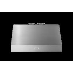 Hota perete Superiore HP362BSS PRO LINE 48 , 2 motor, 12000 m3/h, control electronic, inox