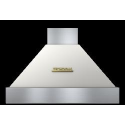 Hota decorativa Tecnogas DECO CD390CO, 1 motor, 850 m3 / h, crem mat cu finisaje gold