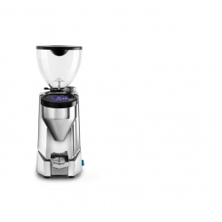 Rasnita de Cafea Rocket Fausto 11.5 kg argintiu