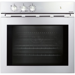Cuptor mixt incorporabil Glem Gas GFEV21IX-S2, 60cm, 59l, electric / gaz ventilat, grill,8 functii, inox