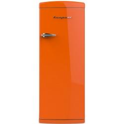 Frigider Retro Bompani BOMP601 / R Clasa A++ 323 litri deschidere usi dreapta Rosu