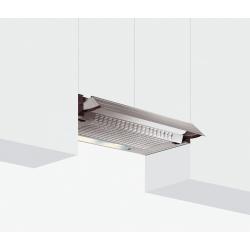 Hota decorativa Lofra Dolcevita 90 , 90 cm, 1 motor, 4 viteze, 800 m3/h, inox