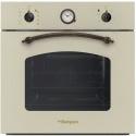 Cuptor incorporabil Bompani Rustico Crema BO246SR / E electric multifunctional, 60cm 54l crem