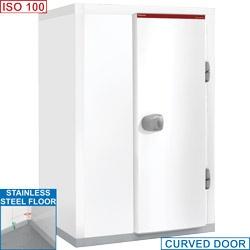 Camera frigorifica Diamond C26B/10PM, ISO 100, capacitate 2273 l, temperatura -18° -25°, alb