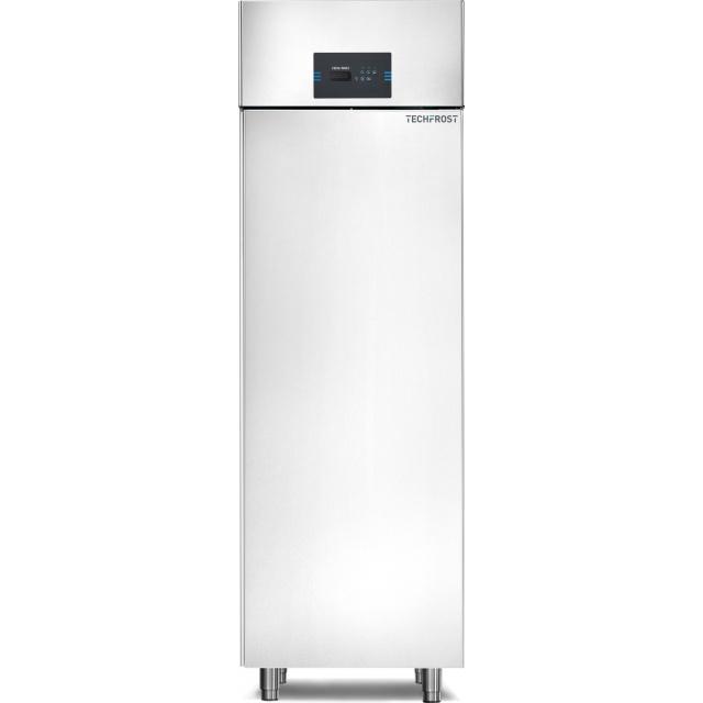 Congelator profesional Techfrost Essential EG40, capacitate 20 tavi GN 2/1, temperatura -10°C -25°C, inox