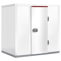 Camera frigorifica Diamond C67B/10PM, ISO 100, capacitate 6426 l, temperatura -18° -25°, alb