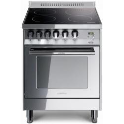 Aragaz Lofra Maxima PL66MFT/4I, 60x60 cm, electric, 4 zone gatit, grill electric, timer, aprindere electronica, inox