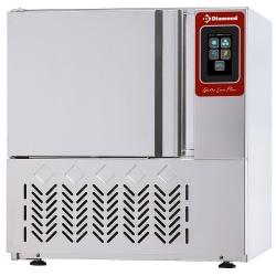 Abatitor blast freezer Diamond CBT31/NT, capacitate 12 sau 8 kg, otel inoxidabil