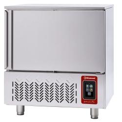 Abatitor Blast Chiller&Freezer Diamond CBT51/NT, capacitate 18 sau 12 kg, otel inoxidabil