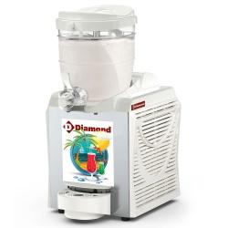 Aparat dozator iaurt inghetat Diamond SOFTY, capacitate 1x5,5 L