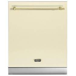 Mașină de spălat vase încorporată LOFRA DB0614E0 Clasa energetică A ++ capacitate: 14 seturi 9 programe, crem