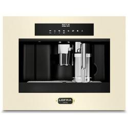 Automat de cafea incorporat LOFRA Dolcevita YRBI66T 60x45 cm, rezervor apa 2.5 lt, , program autocuratare, crem