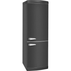 Combina frigorifica VonReiter RKGC 30090 RDA +++ AS, 315 litri, clasa A+++, 153 kWh/ an, No Frost, Antracit